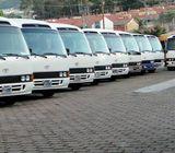 Transporte para personal de empresas