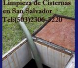 Lavado de Cisternas y tanques / Servis Express El Salvador/Servicios de Limpieza