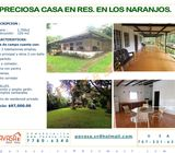 Vendo casa de campo tipo cabaña, Los Naranjos, Sonsonate