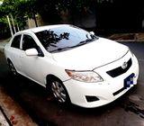 Vendo Toyota Corolla 2009 LE