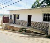 Se vende amplia y hermosa casa en Ilobasco