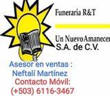 Funeraría R&T Un Nuevo Amanecer SA de CV