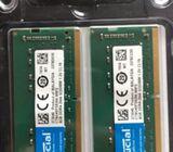 memoria ram DDR4 8GBx2