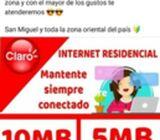 Internet Residencial Claro