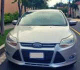 Vendo mi Ford  Focus SE 2014 2.0