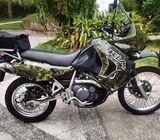 Kawasaki KLR 650 2008