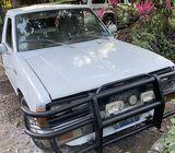 Nissan 1989, Motor M8Z
